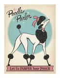 Poodle Parlor Prints