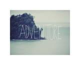 Adventure Island Lámina giclée por Leah Flores