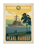 Navy Pearl Harbor Art