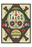 I Love Tacos Plakater