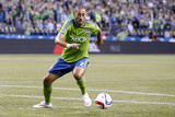 MLS: New England Revolution at Seattle Sounders Photo af Joe Nicholson
