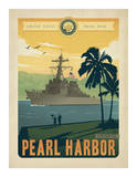 Navy Pearl Harbor Print