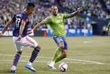 MLS: New England Revolution at Seattle Sounders Photo by Joe Nicholson