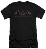 Batman: Arkham Knight - Logo (slim fit) T-Shirt