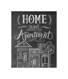 Home Sweet Apartment Giclee Print by  L.A. Pop Art
