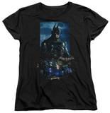 Womans: Batman: Arkham Knight - Batmobile Shirts