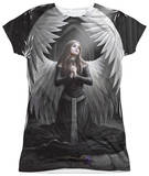 Juniors: Anne Stokes - Prayer For The Fallen Womens Sublimated