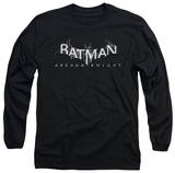 Long Sleeve: Batman: Arkham Knight - Arkham Knight Splinter Logo T-shirts
