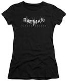 Juniors: Batman: Arkham Knight - Arkham Knight Splinter Logo T-shirts