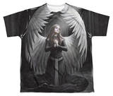 Youth: Anne Stokes - Prayer For The Fallen T-shirts