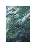 Churning Sea Giclee Print by Margaret Juul