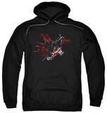 Hoodie: Batman: Arkham Knight - Arkham Knight Tech Pullover Hoodie