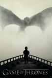 Game of Thrones - Lion & A Dragon Posters