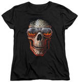 Womans: Anne Stokes - Hellfire T-shirts
