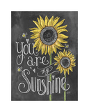 You Are My Sunshine Giclee Print by  L.A. Pop Art
