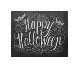 Happy Halloween Giclee Print