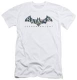 Baman Arkham Knight - Descending Logo (slim fit) T-Shirt