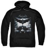 Hoodie: Batman: Arkham Knight - Forward Force Pullover Hoodie