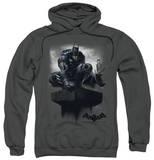 Hoodie: Batman: Arkham Knight - Perched Pullover Hoodie