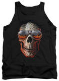 Tank Top: Anne Stokes - Hellfire Tank Top