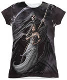 Juniors: Anne Stokes - Summon The Reaper T-shirts