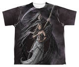 Youth: Anne Stokes - Summon The Reaper T-shirts