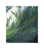 Pacific Ocean Wave Giclee Print by Margaret Juul