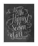 It's The Happiest Season Of All Lámina giclée