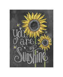 You Are My Sunshine Giclee Print