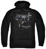 Hoodie: Batman: Arkham Knight - Grapple Pullover Hoodie