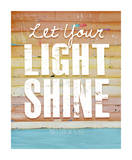 Let Your Light Shine Giclee Print by Danny Phillips