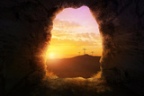 Empty Tomb Photographic Print by  kevron2001