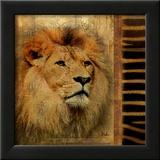 Elegant Safari IV Poster by Patricia Quintero-Pinto