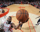 Cleveland Cavaliers v Houston Rockets Photo by Bill Baptist