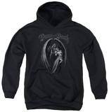 Youth Hoodie: Anne Stokes - Dance With Death Pullover Hoodie