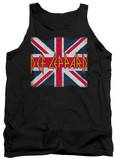 Tank Top: Def Leppard - Union Jack Tank Top