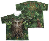 Youth: Anne Stokes - Oak King (Front - Back Print) T-shirts