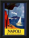 Napoli, c. 1950 Posters