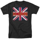 Def Leppard - Union Jack Shirt