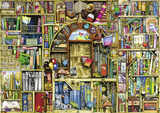The Bizarre Bookshop 2 1000 Piece Puzzle Jigsaw Puzzle