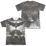 Batman: Arkham Knight - Poster (Front - Back Print) Shirts