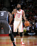 Orlando Magic v Houston Rockets Photo by Bill Baptist