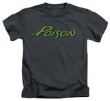 Youth: Poison - Logo Shirt