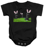 Infant: Easter Island Onesie Infant Onesie