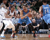 Oklahoma City Thunder v Dallas Mavericks Photo by Glenn James