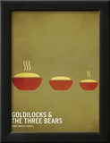 Goldilocks Posters by Christian Jackson