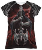 Juniors: Anne Stokes - Rock God Womens Sublimated