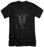 Anne Stokes - Candelabra (slim fit) T-Shirt