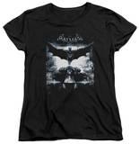 Womans: Batman: Arkham Knight - Forward Force T-Shirt