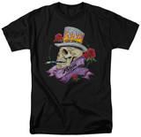 Poison - Classic Skull T-Shirt